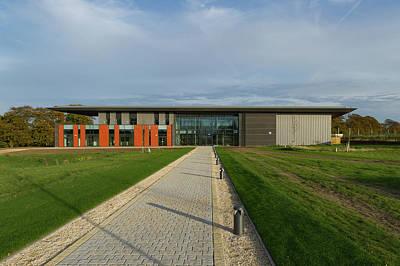 Photograph - Chadwick Centre Ibcc by Gary Eason