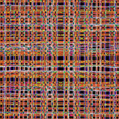 Digital Art - Chains 2 by Steve Ball
