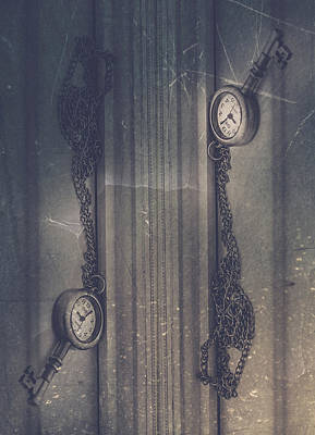 Photograph - Chains Of Time by Elvira Pinkhas