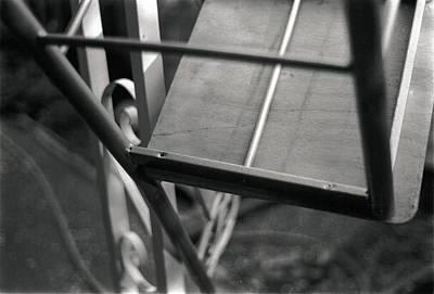 Photograph - Chair 1 by Erik Paul