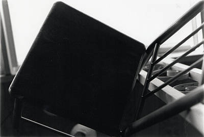 Photograph - Chair 2  by Erik Paul