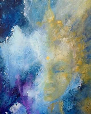 Painting - Chakra by Dina Dargo