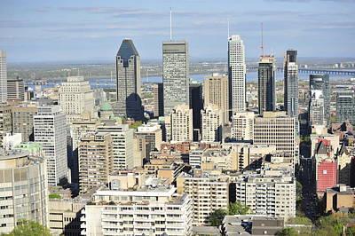 Winter Animals - Chalet du Montreal II by Dennis Ludlow