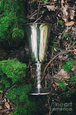 Photograph - Chalice by Clayton Bastiani