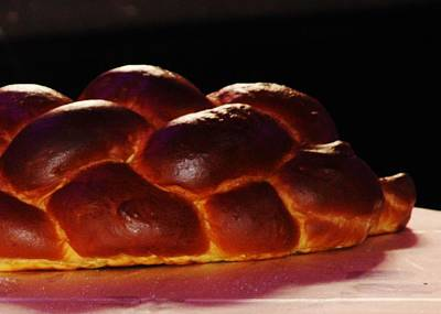 Photograph - Challah by Vadim Levin