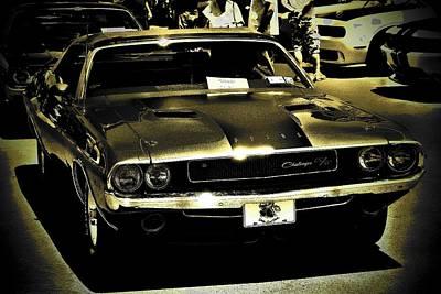 Photograph - Challenger 1970 by John Schneider
