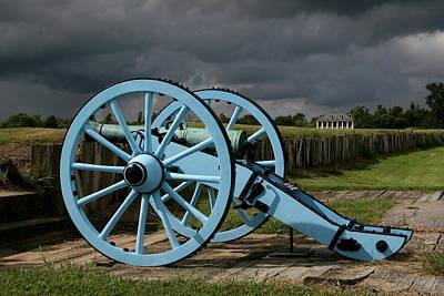 Chalmette Battlefield - New Orleans, La  Art Print