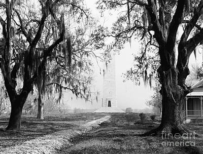 Photograph - Chalmette Monument, C1910.  by Granger