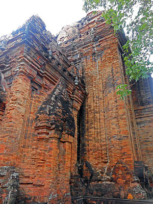 Photograph - Cham Towers 14 by Ron Kandt