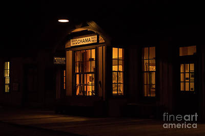 Photograph - Chama Depot by Susan Warren