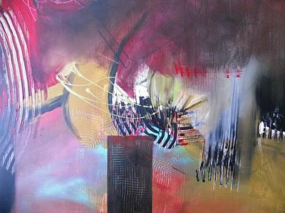 Painting - Chamber by Noel Jones