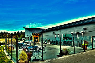 Photograph - Chambers Bay - Clubhouse And Restaurant by David Patterson