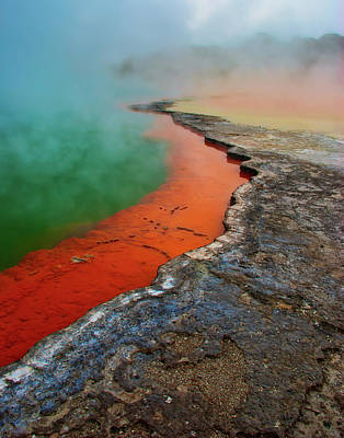 Photograph - Champagne Pool by Mark Dodd