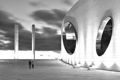 Photograph - Champalimaud Center For The Unknown by Marek Stepan