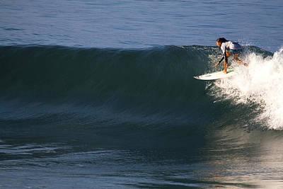 Photograph - Champion Malia Manuel by Waterdancer