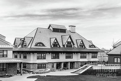 Lakeview Photograph - Champlain College 1 by University Icons