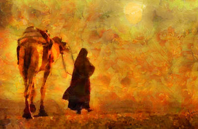 Camel Paintings (Page #13 of 26) | Fine Art America