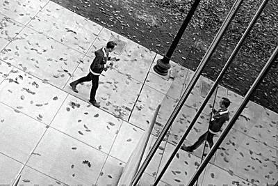 Digital Art - Chance Encounter by Patrick Groleau