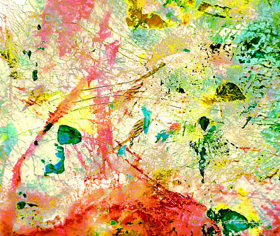 Painting - Chance by Kume Bryant
