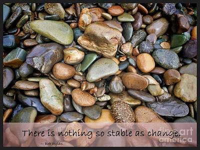 Mental Health Art Photograph - Change by Pamela Blizzard