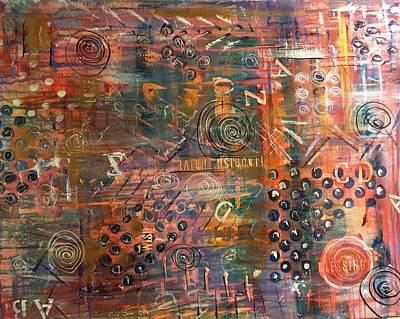 Change Art Print by Tamara Seiler