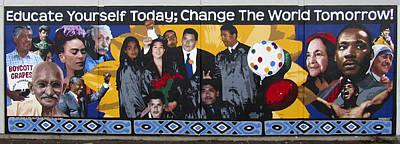 Change The World Original by Roberto Valdes Sanchez