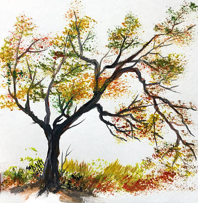 Painting - Changing Colors by Dorothy Maier