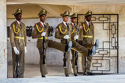 Photograph - Changing Of The Guard by Dawn Currie