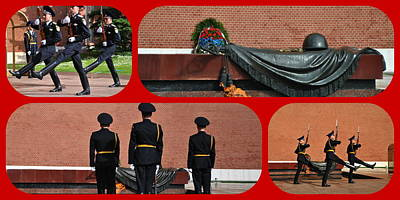 Photograph - Changing Of The Guard by Jacqueline M Lewis