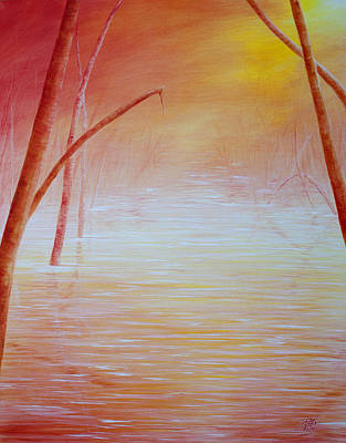 Painting - Changing Perspectives by Jessica Tookey