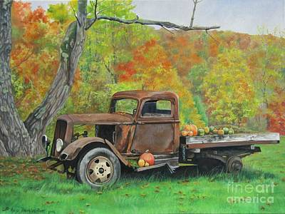 Painting - Changing Times by Heidi Parmelee-Pratt