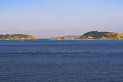 Photograph - Channel Islands  by Tony Murtagh