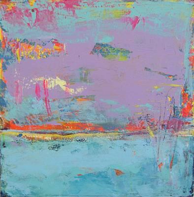 Painting - Chant D'oiseaux 1 by Francine Ethier