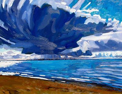 Painting - Chantry Supercell by Phil Chadwick