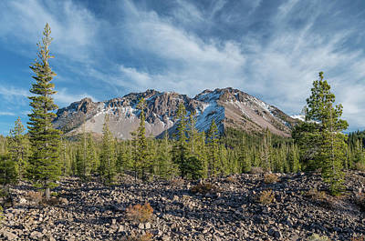 Photograph - Chaos Crags Afternoon by Greg Nyquist