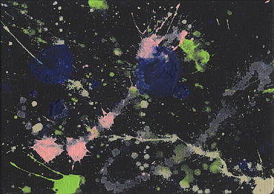 Painting - Chaos Ensues by Phil Strang
