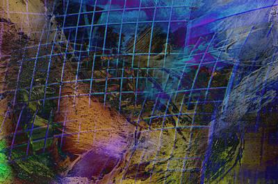 Chaos In Solitude II Art Print
