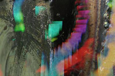 Chaos In Solitude IIi Art Print