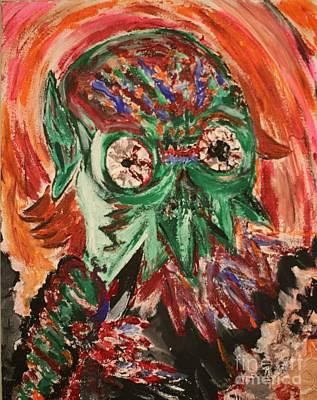 Chaotic Mind Original by Lauren Maxim
