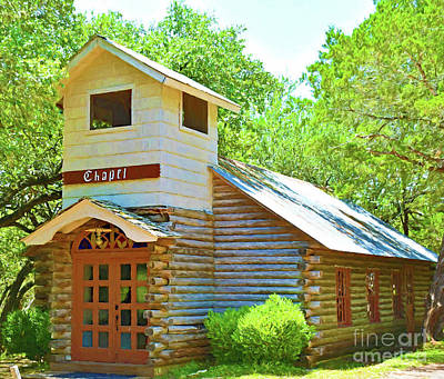 Photograph - Chapel 125 by Ray Shrewsberry