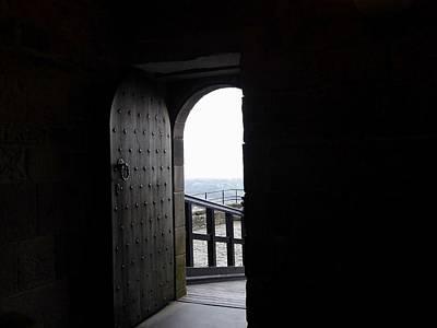 Photograph - Chapel Door by Margaret Brooks