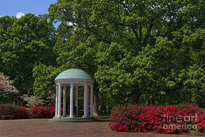 Photograph - Chapel Hill Old Well by Jill Lang