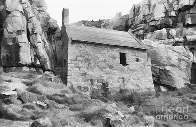 Photograph - Chapel In The Rock by Diane Macdonald