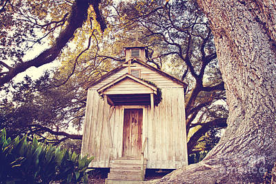 Pellegrin Photograph - Chapel In The Trees by Scott Pellegrin