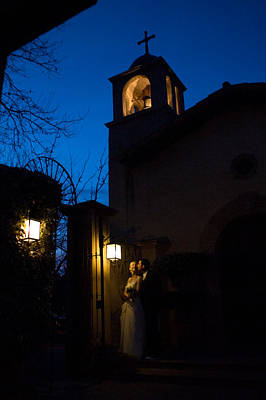 Tlaquepaque Photograph - Chapel Of Love by David Sunfellow