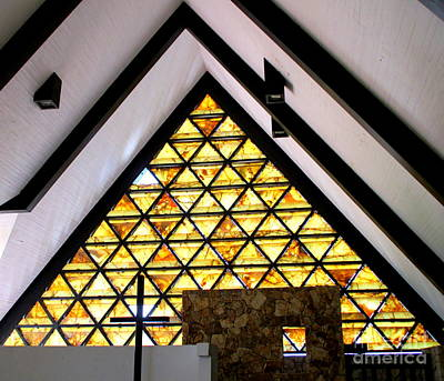 Photograph - Chapel Of Peace 5 by Randall Weidner