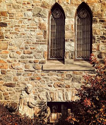 Photograph - Chapel Of Stone by JAMART Photography