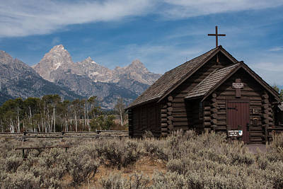 Photograph - Chapel Of The Transfiguration by Katie LaSalle-Lowery
