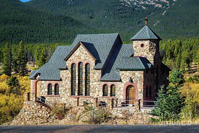 Photograph - Chapel On The Rock by Jon Burch Photography