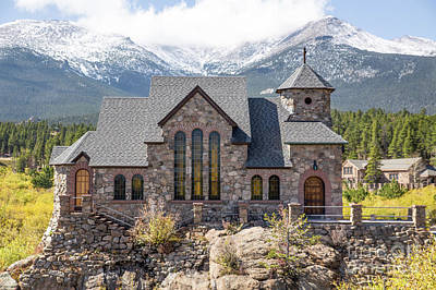 Photograph - Chapel On The Rock by Lynn Sprowl
